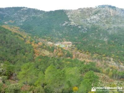 Cazorla - Río Borosa - Guadalquivir; monasterio rascafria tiendas senderismo madrid  el paular